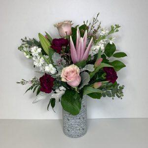 Alluring Beauty Floral Arrangement