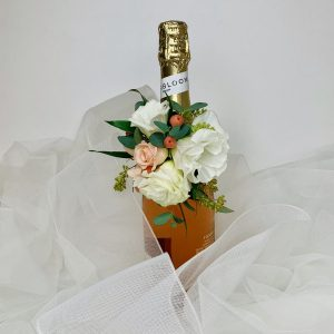 Bubbly Blooms Floral Arrangement
