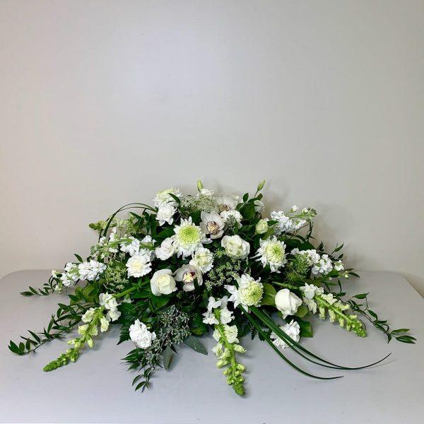 Heartfelt Tribute Floral Arrangement