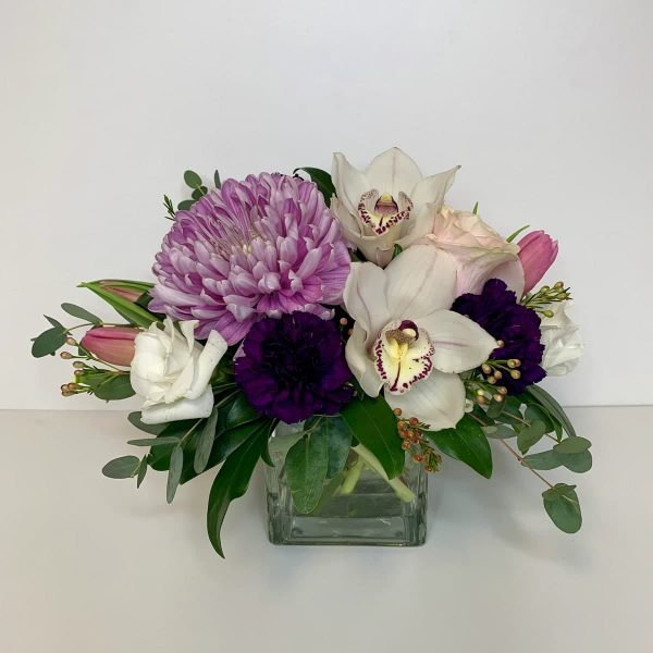 Home Sweet Home Floral Arrangement