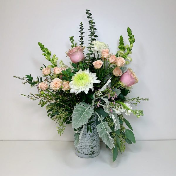 Lovely Wishes Floral Arrangement