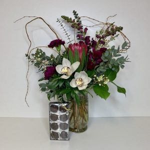 Premium Package Floral Arrangement